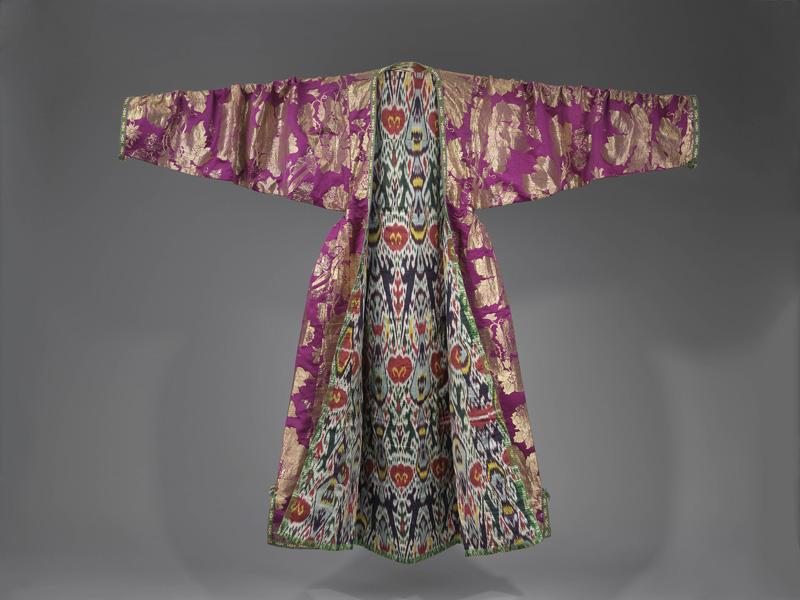 uzbekistan dress