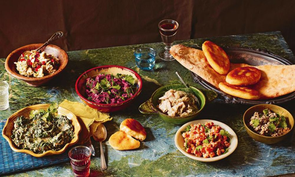 Talk of the Table | A Savory Georgian Feast