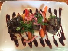 Braised Beef at Akershus Royal Banquet
