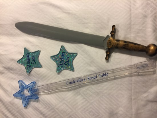 Cinderella's Royal Table Goodies