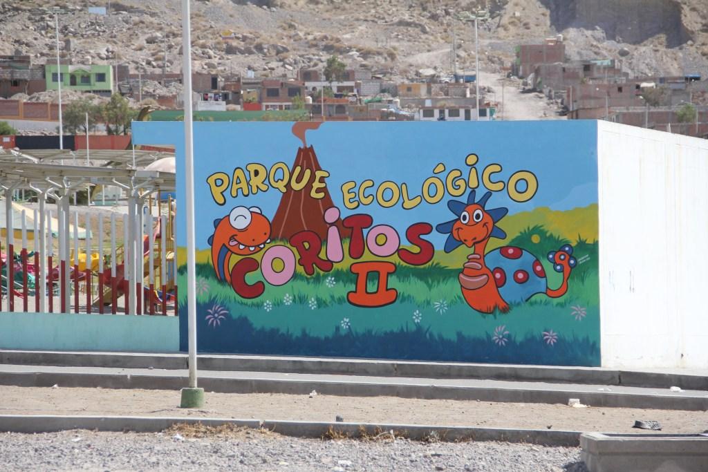 Parque Coritos II