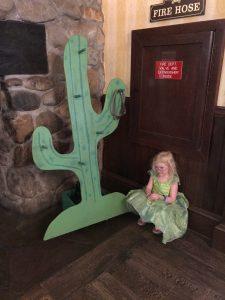 Cactus in Pecos Bill