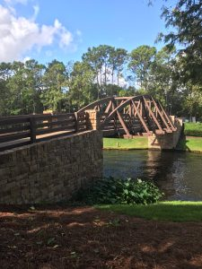 Bridge at Port Orleans Riverside