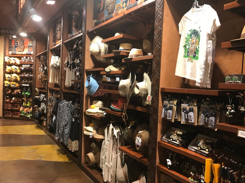 animal kingdom gift shop