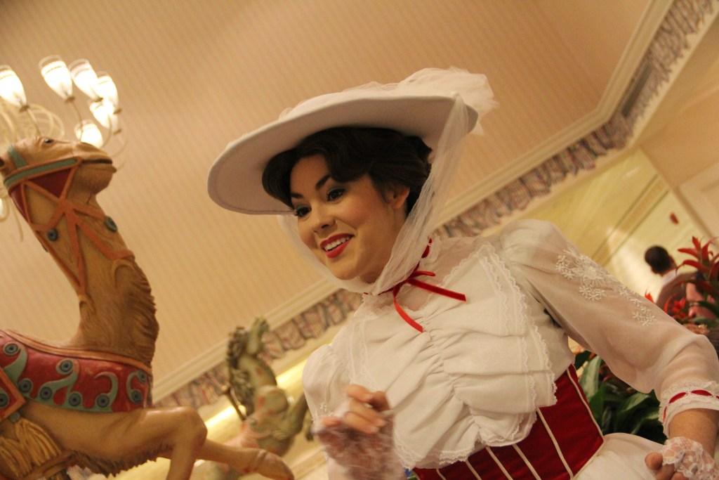 Mary Poppins at 1900 Park Fare