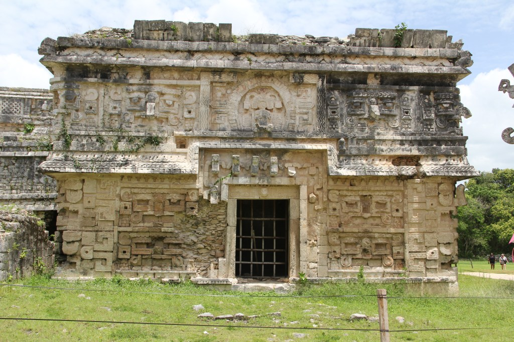 La Iglesia at Chichen Itza