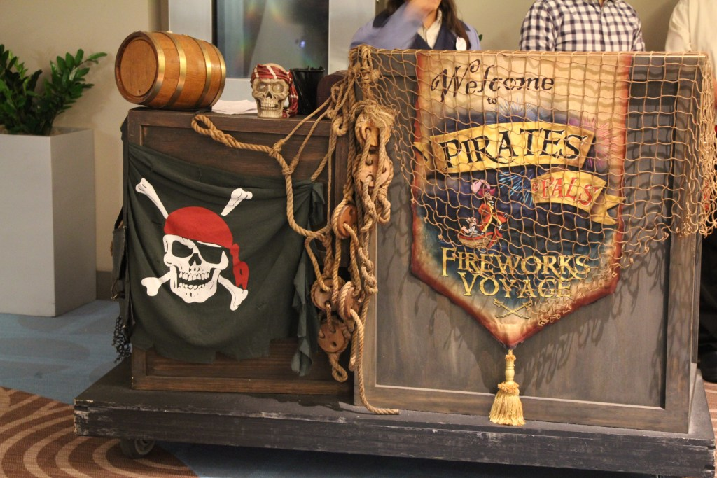 The Check-In for Pirates and Pals