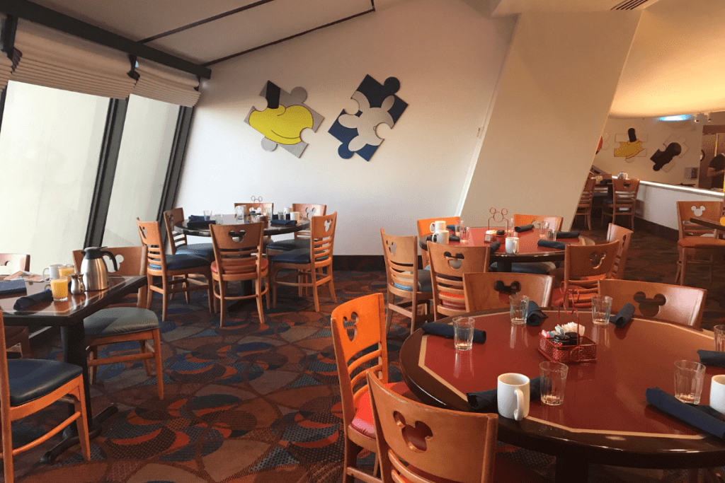Chef Mickey's Dining Room