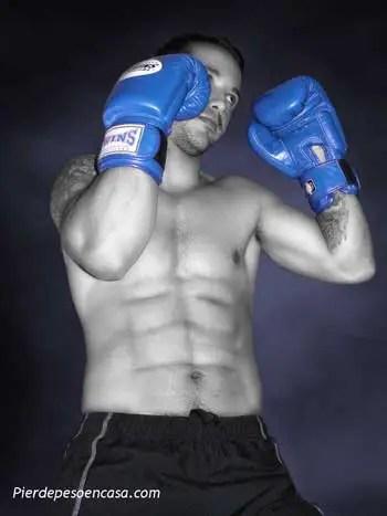Entrenamiento-de-boxeo-para-bajar-de-peso