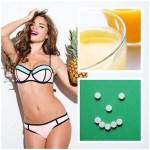 Bromelina, el remedio ideal para adelgazar