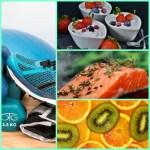 Adelgazar con alimentos que queman grasa, alimentación sana y  deliciosa
