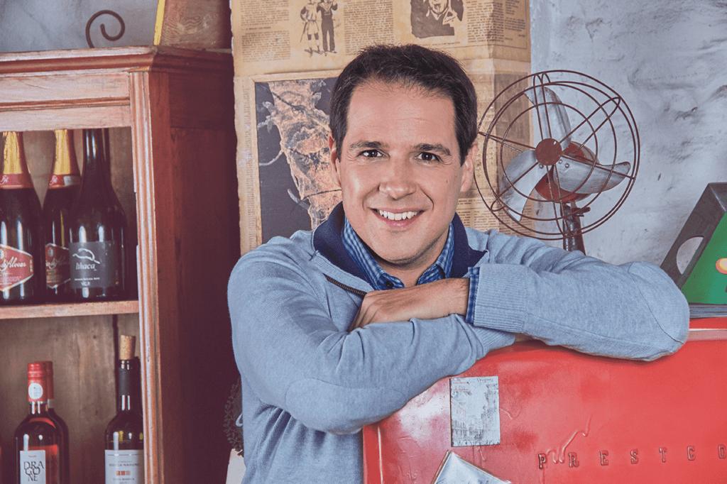 Federico Paz sonrisa
