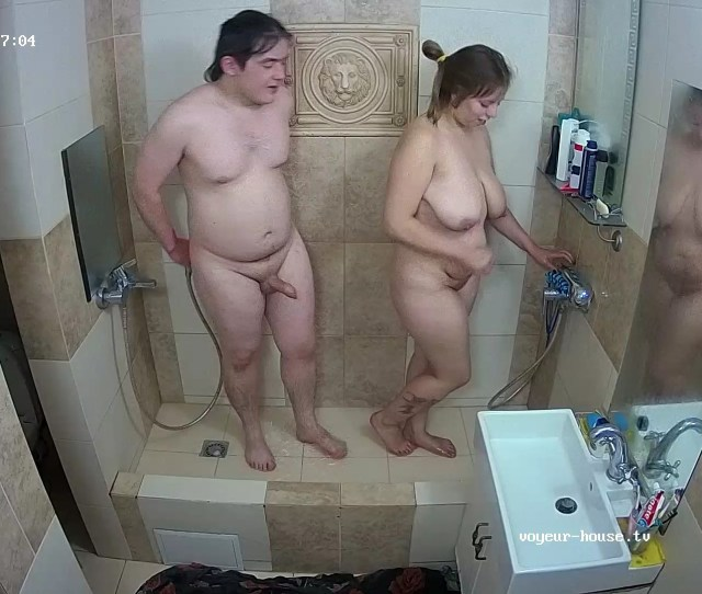 Watch Naked People Guest Couple Shower  Naked People