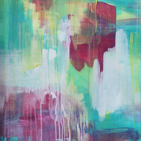 Abstract Fine Art Print - Summer Nightingale 1 by Charlie Albright | Moments by Charlie | Creative Abstract Artist, Photographer and Blogger | Made in Adelaide, Australia