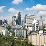 The hustle and bustle of Bangkok
