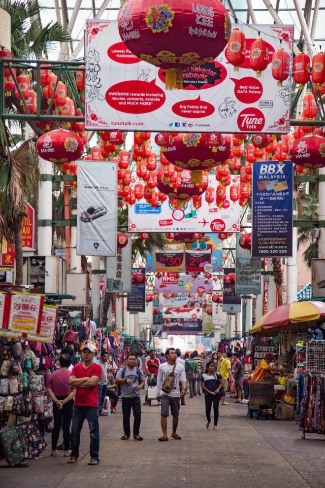Kuala Lumpur-Chinatown
