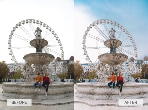 Before and after-Europe-16