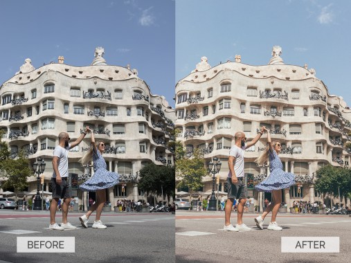 Before and after-Urban-11