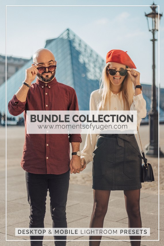 Bundle Collection Lightroom Presets