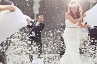 Plumas para una boda. LasBodasdeAlgodon (3)