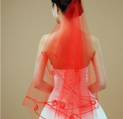 Fashion-Red-font-b-color-b-font-font-b-bridal-b-font-font-b-veils-b