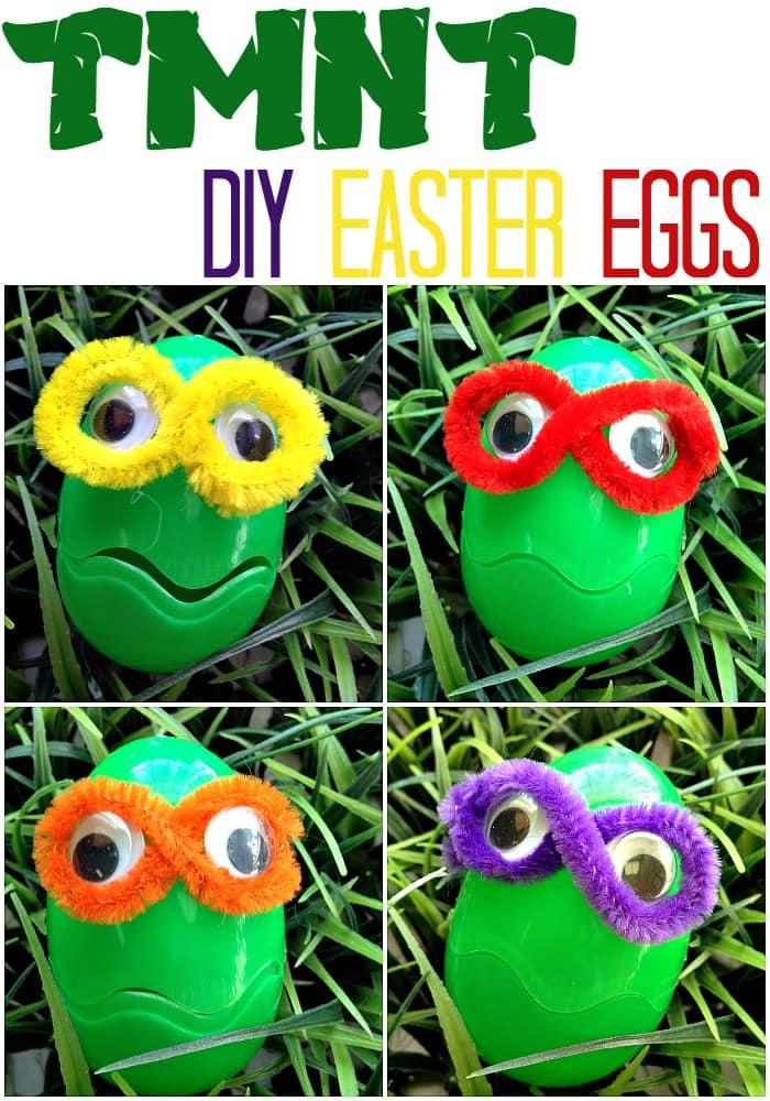 Teenage Mutant Ninja Turtle Easter Eggs Moments With Mandi