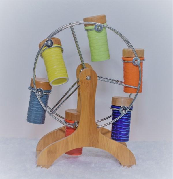 Momentum Designer Spice Rack 2