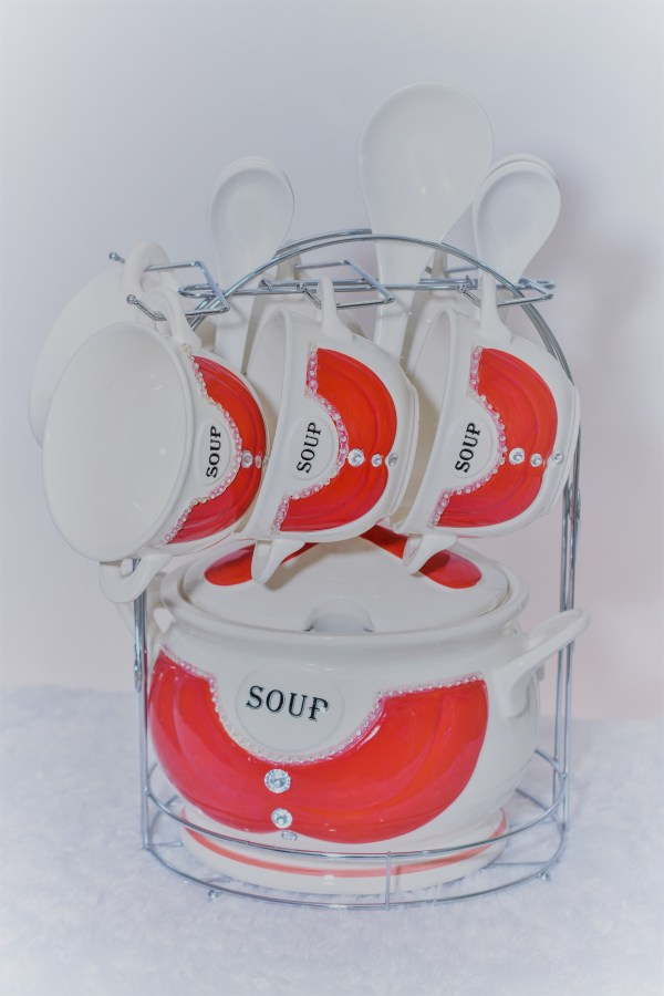 Classic Soup Pot Set 1