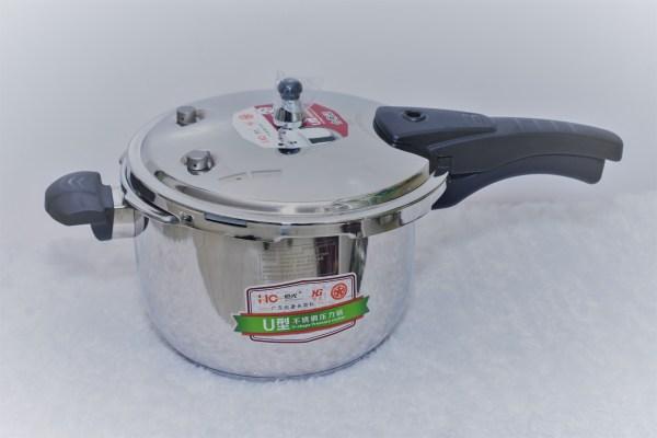 Pioneer Pressure Cooker 1