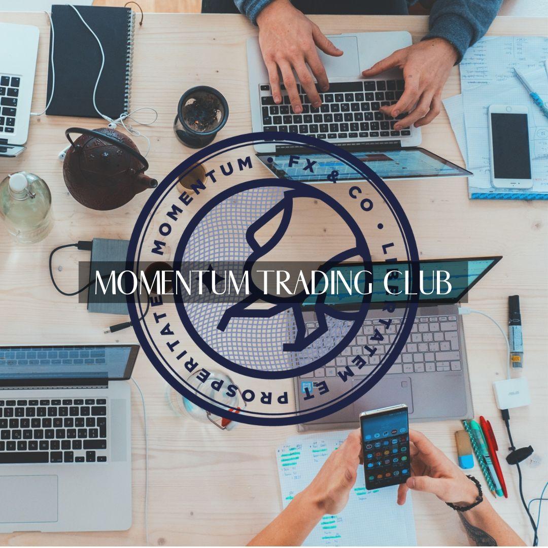 logo trading club