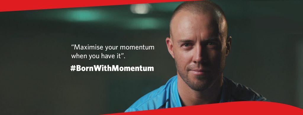 Momentum-Born-With-Momentum