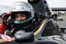 Autiello and Momentum Motorsports at Monticello Motor Club race.