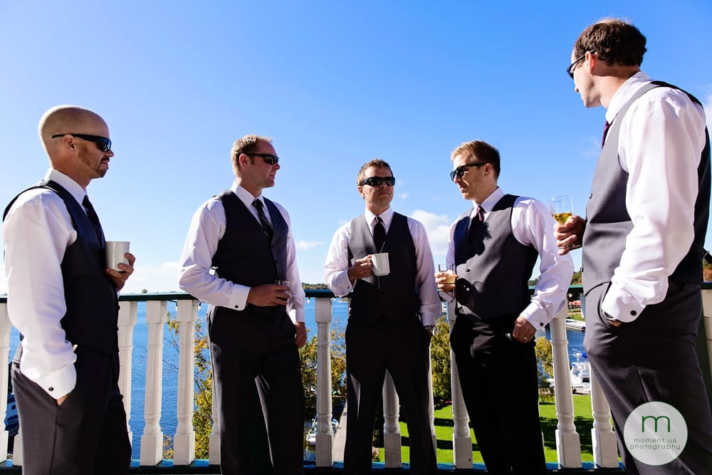 1000 Islands wedding - 10