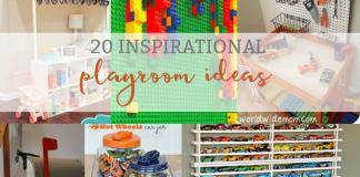 playroom inspirational ideas mom envy