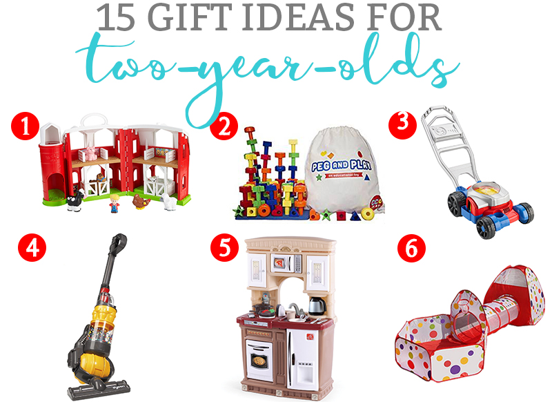 Gift ideas for two year olds. Mom Envy. Gift ideas. 2 Years Old. Two Years Old. Birthday. Gift ideas for toddlers.