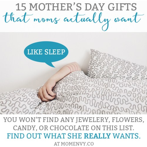 Mothers Day Gifts that Moms actually want