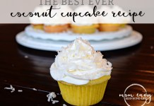 coconut cupcake recipe mom envy cover