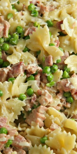 leftover ham recipes a dish of daily life ham and pea pasta