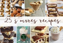 S'mores Recipes. Check out this round-up of 25 Must-Try s'mores recipes that are perfect for summer entertaining. | http://momenvy.co