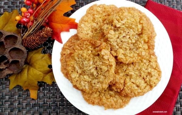 Avas Alphabet October Cookies
