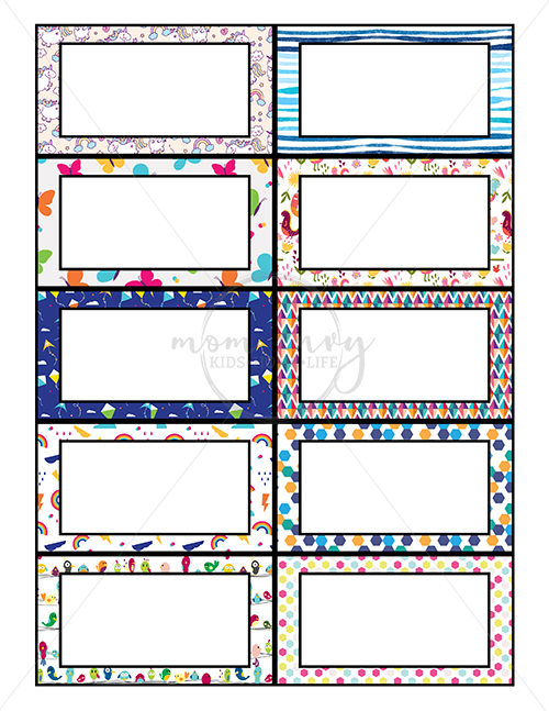 Bright image pertaining to free printable note cards
