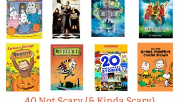 40 not so scary some kinda scary halloween movies shows for kids - Halloween Movies For Young Kids