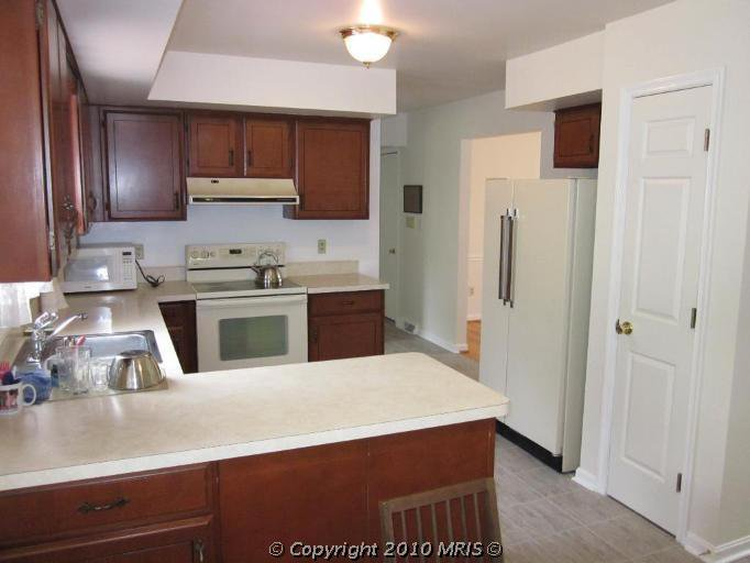 Farmhouse Kitchen remodel - Before picture