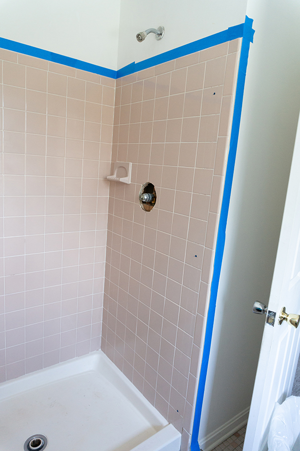 Can You Paint Tile? You Bet You Can! Learn About Tub And Tile Deglazing