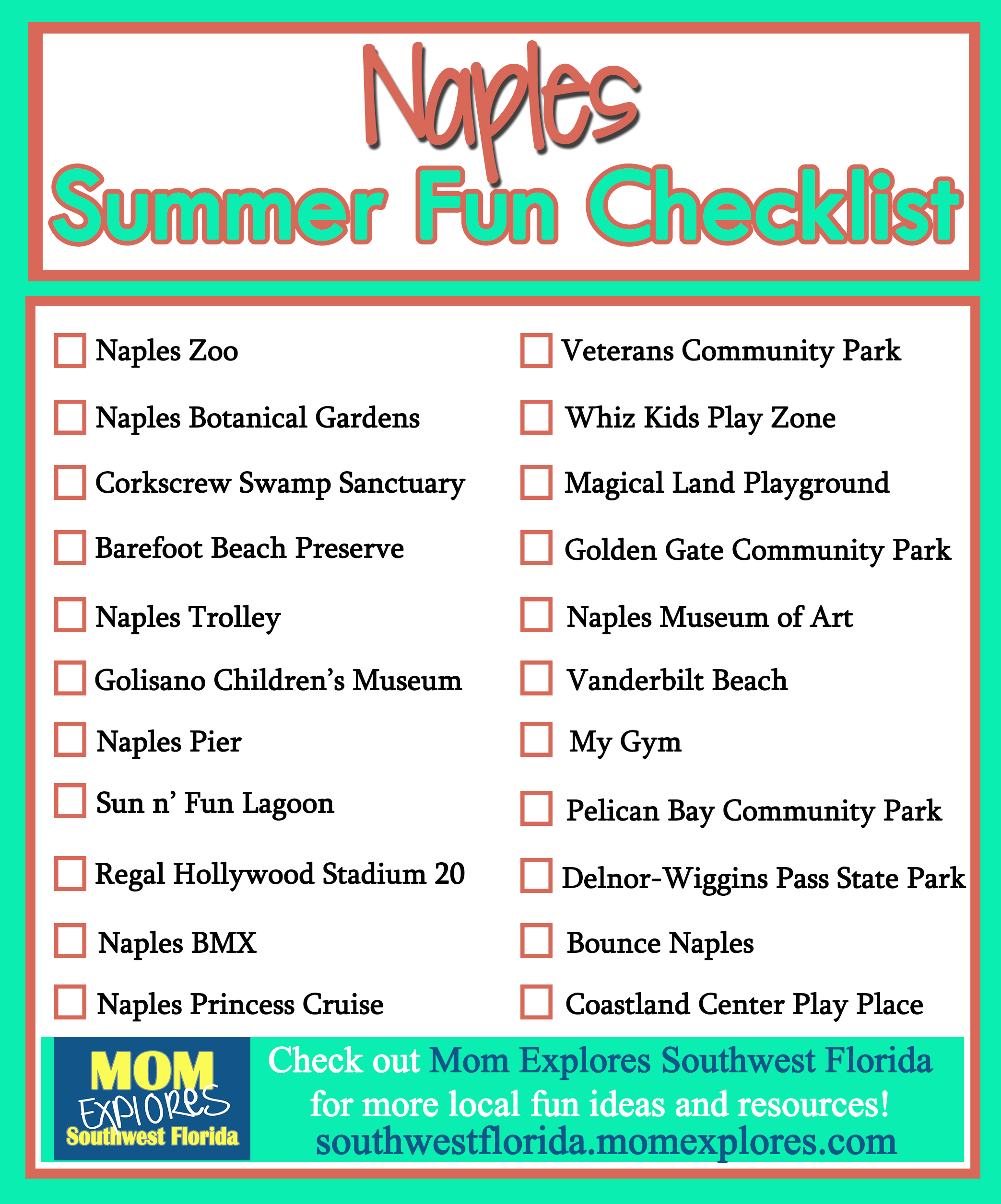 12+ Fun Things To Do This Summer In Florida