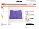 Things I Am Obsessed With This Week…. J.CREW Outlet Shorts