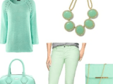 Loving Mint for Spring!