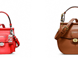 Coach Legacy Leather Willis and Mini Willis Bags
