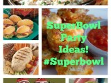 Superbowl Party Ideas #SuperbowlParty