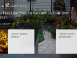 Moms Feel Like Your on Vacation in Your Own Backyard with these Tips!